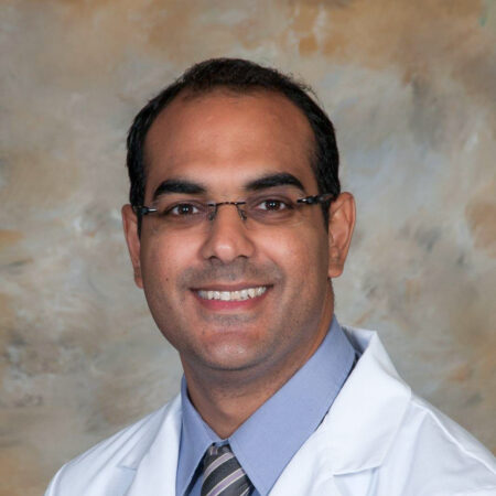Sachwani Daswani Gul Raj Trauma surgeon and faculty Hurley Medical Center 2