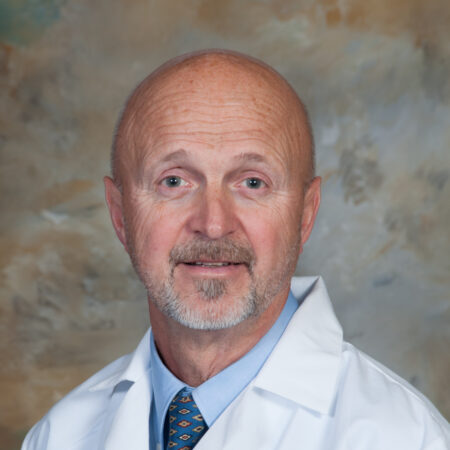 Dr Donald Scholten, trauma surgeon and faculty, Hurley Medical Center, Flint, MI