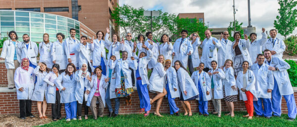 Peds residents banner 2014