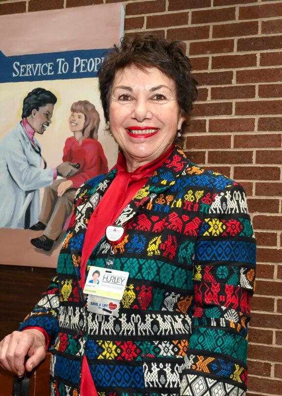 Volunteer Spotlight Annette